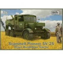 IBG 72077 - 1:72 Scammell Pioneer SV/2S Heavy Breakdown Tractor