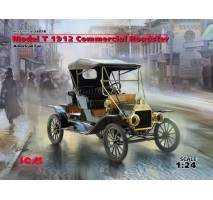 ICM 24016 - 1:24 Model T 1912 Commercial Roadster, American Car