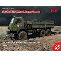 ICM 35001 - 1:35 Soviet Six-Wheel Army Truck
