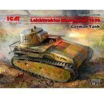 ICM 35330 - 1:35 Leichttraktor Rheinmetall 1930 German Tank