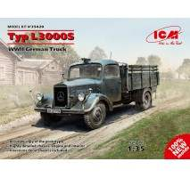 ICM - Macheta camion german Typ L3000S 1:35