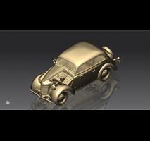 ICM 35478 - 1:35 Kadett K38 Saloon, WWII German Staff Car