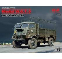 ICM 35507 - 1:35 Model W.O.T . 6, WWII British Truck