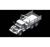 ICM 35515 - Soviet Truck Zil-131 1:35