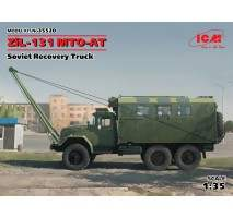 ICM 35520 - Camion sovietic ZIL-131 MTO-AT 1:35