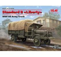 "ICM 35650 - 1:35 Standard B ""Liberty"", WWI US Army Truck (100% new molds)"