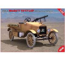 ICM - Macheta vehicul Ford Model T 1917 LCP 1:35