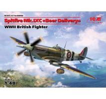 ICM 48060 - 1:48 Spitfire Mk.IXC 'Beer Delivery', WWII British Fighter