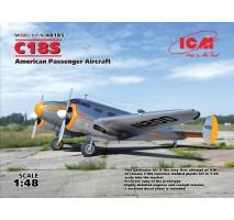 ICM 48185 - 1:48 C18S, American Passenger Aircraft