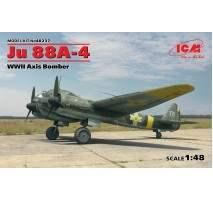ICM 48237 - Ju-88 A4 (inmatriculare romaneasca) 1:48