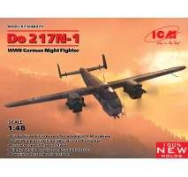ICM 48271 - 1:48 Do 217N-1, WWII German Night Fighter (new moulds)