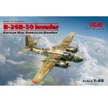 ICM 48281 - 1:48 B-26 B-50 Invader Korean War American Bomber