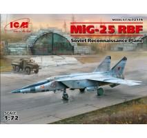 ICM 72174 - 1:72 MiG-25 RBF, Soviet Reconnaissance Plane