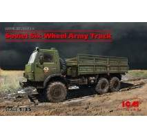 ICM 35001 - Soviet Six wheel Army Truck 1:35