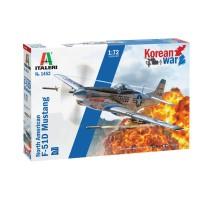 Italeri 1452 - 1:72 North American F-51 D, Korean War