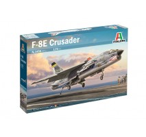 Italeri 1456 - 1:72 F-8E CRUSADER
