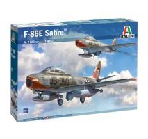 Italeri 2799 - 1:48 F-86E SABRE