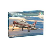 Italeri 2811 - 1:48 NORTH AMERICAN FJ-2/&3 FURY