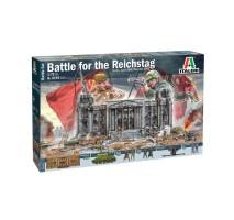 Italeri 6195 - 1:72 BATTLESET: BERLIN 1945 - BATTLE FOR THE REICHSTAG