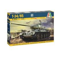 Italeri 6545 - 1:35 T34/85 RUSSIAN TANK