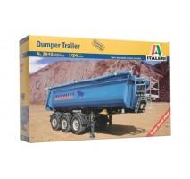 Italeri 3845 - 1:24 DUMPER TRAILER