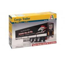 Italeri 3885 - 1:24 CARGO TRAILER
