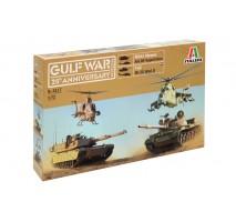 Italeri 6117 - 1:72 BATTLESET: GULF WAR 25th ANNIVERSA