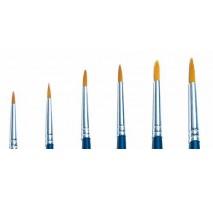 Italeri - Pensula sintetica varf rotund 00