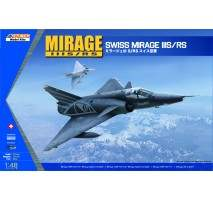 Kinetic 48058 - MIRAGE IIIS/RS 1:48