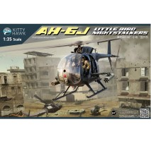 "Kittyhawk 50003 - 1:35 AH-6J/MH-6J ""Little Bird"""