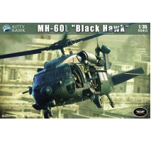 "Kittyhawk 50005 - 1:35 MH-60L ""Black Hawk"""