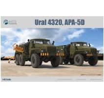 Kittyhawk 80159 - 1:48 Ural 4320 / APA-5D