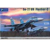 Kittyhawk 80168 - 1:48 Su-27 UB Flanker-C