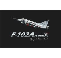 MENG DS-003S - 1:72 Convair F-102A (Case X) George Walker Bush Edition
