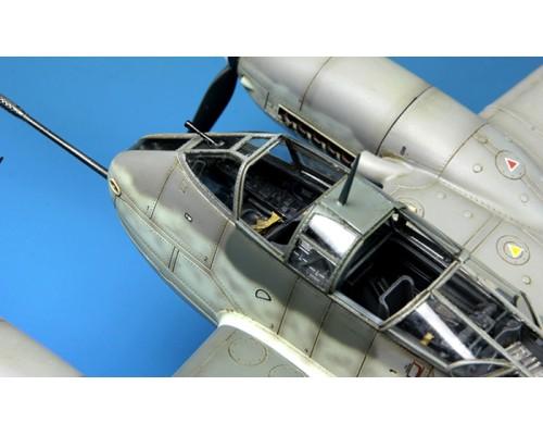 MENG LS-004 - Messerschmitt Me-410B-2/U2/R4 Heavy Fighter 1:48