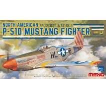 MENG - Macheta avion P-51D Mustang 1:48