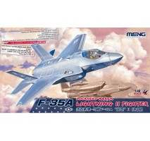 MENG LS-007 - Lockheed Martin F-35A Lightning II Fighter 1:48