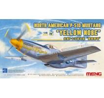 """MENG - P-51D Mustang """"Yellow Nose"""" 1:48"""