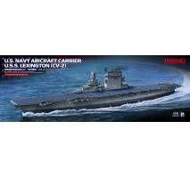 MENG - Macheta portavion U.S. Navy U.S.S. Lexington (Cv-2) 1:700