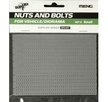 MENG - Nuts and bolts Set B Small 1:35