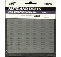 MENG - Nuts and bolts Set D 1:35