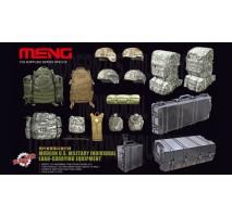 MENG Modern US military individual equipment 1:35