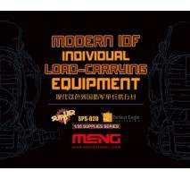 MENG Modern Idf Individual Load-Carrying Equipment 1:35
