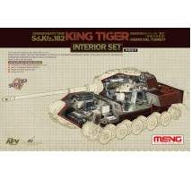 MENG - Sd.Kfz.182 King Tiger (Henschel Turret) Interior Set 1:35