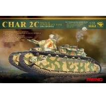 MENG - Char 2C WWI French Heavy Tank 1:35