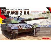 MENG - Kit macheta tanc german Leopard 2 A4 1:35
