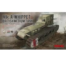 MENG - Whippet Mk.A British Medium Tank 1:35