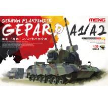 MENG - German Flakpanzer Gepard A1/A2 1:35