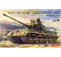 MENG - Sd.Kfz.182 King Tiger (Henschel Turret) 1:35