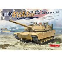 MENG - USMC M1A1 AIM Abrams 1:35